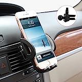 Avolare Handyhalterung Halter Auto Lüftung Lüftungsschlitz Belüftung Universale Autohalterung Phone Halter [ Einzigartiges Design, Hohe Qualität ] für iPhone, Samsung, Huawei, LG und mehr (Produktmaße: 11cm*7cm*6,5cm)