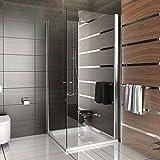 duschabtrennung kunststoff oder echtglas. Black Bedroom Furniture Sets. Home Design Ideas