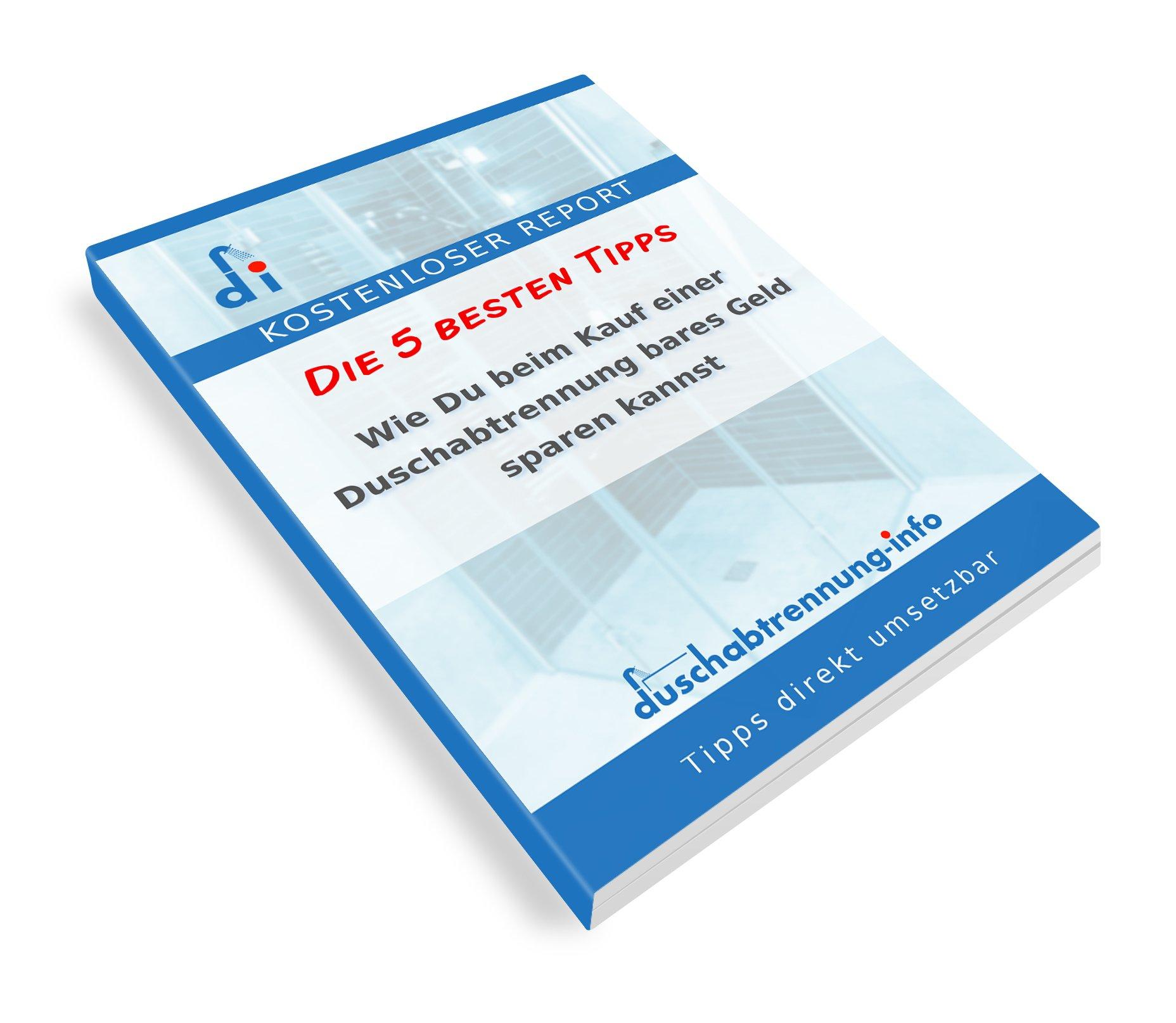 Report 5 Tipps Geld sparen