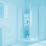 Duschabtrennung Dusche