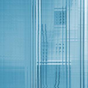 Duschabtrennung Glas oder Kunststoff