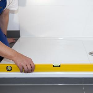 Duschabtrennung montieren - Tipps & Tricks