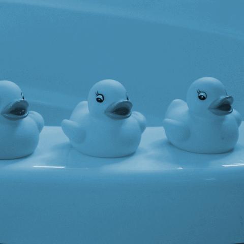 Duschabtrennung für Badewanne